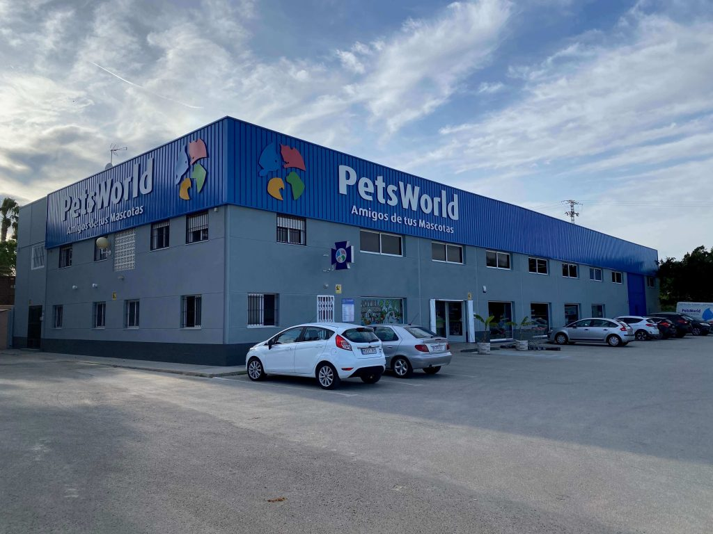 tienda petsworld